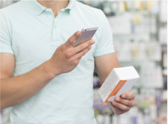 Scan your overstock medications to add them to MatchRX